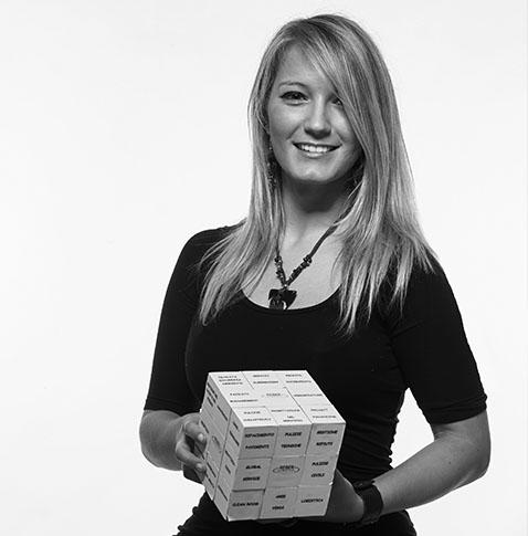 Barbara Vizio - Team