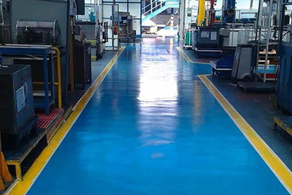 Rifacimento e Verniciatura Pavimenti (Facility management Thumb)
